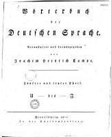 W  rterbuch der deutschen Sprache  veranstaltet und herausgegeben PDF