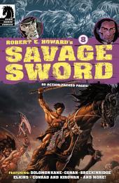 Robert E. Howard's Savage Sword #8