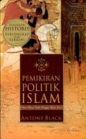 Pemikiran politik Islam PDF