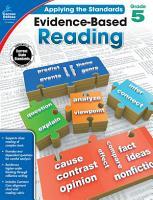 Evidence Based Reading  Grade 5 PDF