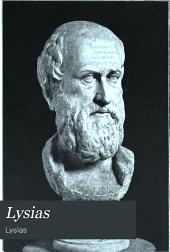 Lysias: selected speeches XII, XVI, XIX, XXII, XXIV, XXV, XXXII, XXXIV