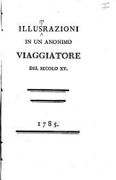 Illusrazioni !] in un anonimo viaggiatore del secolo 15. Giovanni Mariti]