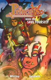 Princeless: Save Yourself #TPB