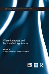 Water Resources and Decision-Making Systems