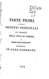 Otto giorni a Venezia: Volume 1