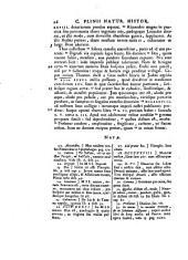 Caii Plinii Secundi Naturalis historiæ libri XXXVII.