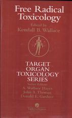 Free Radical Toxicology