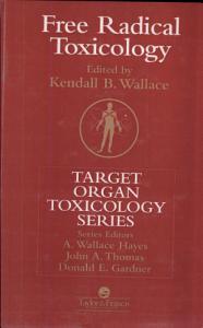 Free Radical Toxicology Book