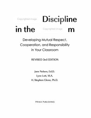 Positive Discipline in the Classroom PDF