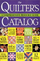 The Quilter s Catalog PDF