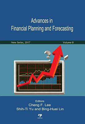 Advances in Financial Planning and Forecasting  New Series  Vol   8