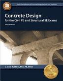 Concrete Design For The Civil Pe And Structural Se Exams