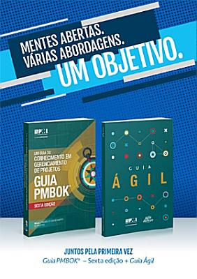 Guide to the Project Management Body of Knowledge  PMBOK R  Guide Sixth Edition   Agile Practice Guide Bundle  BRAZILIAN PORTUGUESE