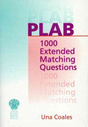 PLAB: 1000 Extended Matching Questions