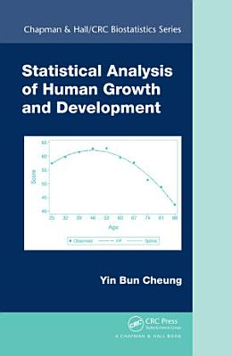 Statistical Analysis of Human Growth and Development