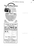 American Printer and Lithographer PDF