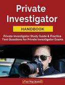 Private Investigator Handbook