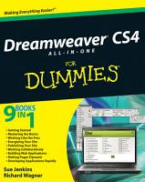 Dreamweaver CS4 All in One For Dummies PDF