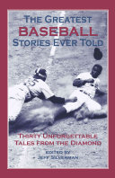 The Greatest Baseball Stories Ever Told PDF