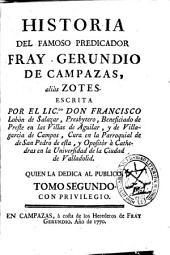 Historia del famoso predicador fray Gerundio de Campazanas, aliàs Zotes