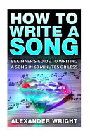 Download How to Write a Song Book