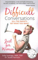 Difficult Conversations Just for Women