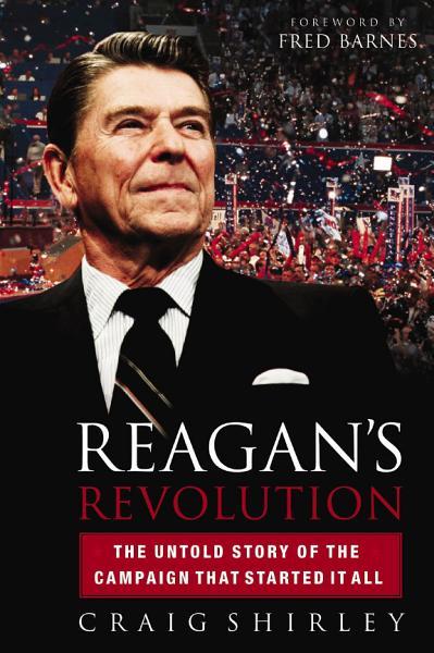 Download Reagan s Revolution Book