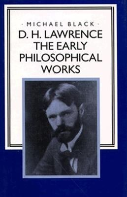 Download D  H  Lawrence  The Early Philosophical Works Book