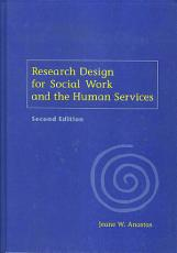 Research Design for Social Work and the Human Services PDF