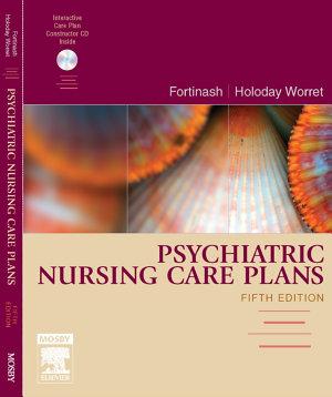 Psychiatric Nursing Care Plans   E Book