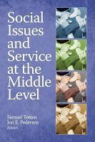 Social Issues and Service at the Middle Level PDF
