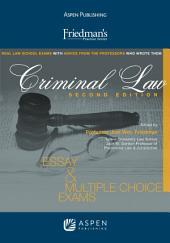 Criminal Law: Edition 2