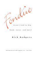 Fondue Book
