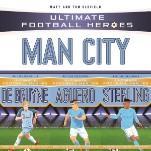 Ultimate Football Heroes Collection  Manchester City
