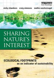 Sharing Nature S Interest Book PDF
