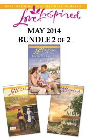 Love Inspired May 2014 - Bundle 2 of 2: Jedidiah's Bride\Loving the Lawman\Forever Her Hero