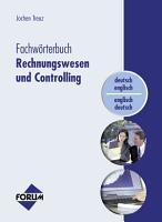 Fachw  rterbuch Rechnungswesen und Controlling PDF