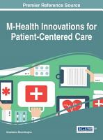 M Health Innovations for Patient Centered Care PDF
