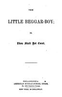 The Little Beggar boy  Or  Thou Shalt Not Covet PDF