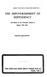 The Impoverishment of Dependency PDF