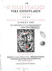 In C. Silii Italici viri consularis Punica, seu De bello Punico secundo libros 17. Cl. Dausqueius Sanctomarius canon. Tornac