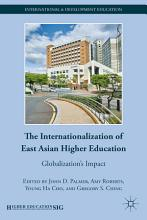The Internationalization of East Asian Higher Education PDF