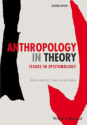 Anthropology in Theory PDF