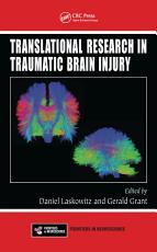 Translational Research in Traumatic Brain Injury