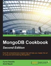 MongoDB Cookbook: Edition 2