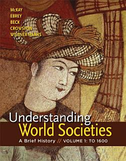 Understanding World Societies  Volume I Book