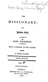The Missionary: An Indian Tale, Volume 2