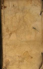 D.O.M.A. Singularium Andreae Libauii ... pars prima: in qua de abstrusioribus, difficilioribusq[ue] nonnullis in philosophia, medicina, chymia, [et]c. quaestionibus, utpote de metallorum, succinique natura ...