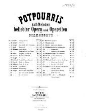Leichte Cavallerie: Potpourri aus d. gleichnam. Operette