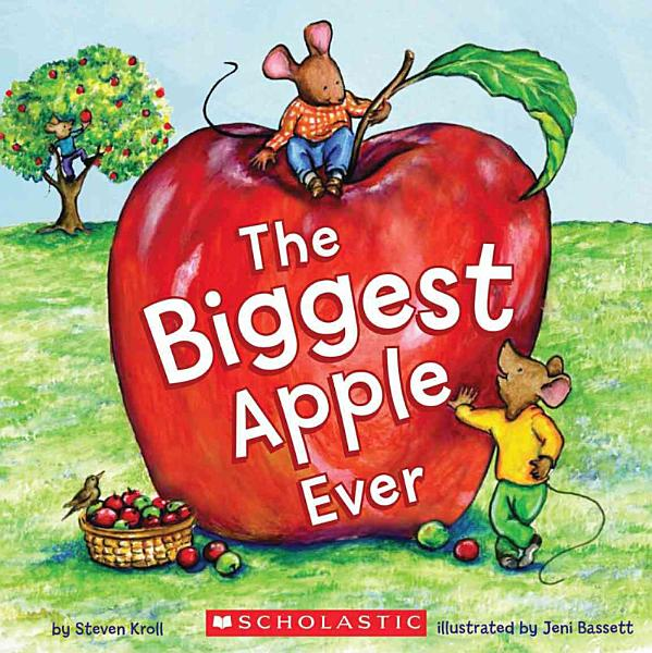 Download The Biggest Apple Ever Book